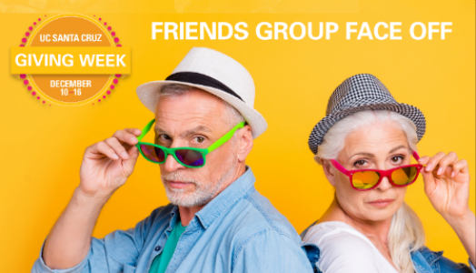 Friends groups face off